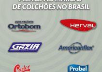 As principais marcas de colchões do Brasil