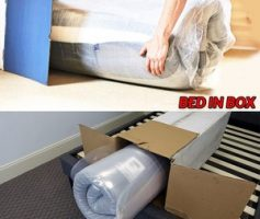 Bed in a Box o colchão na caixa