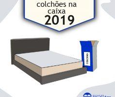 Os melhores Colchões na Caixa 2019