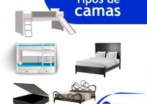 Tipos de camas: lista com 42 modelos