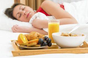 alimentos para combater insônia