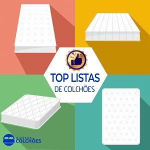 Top Lista de colchões!