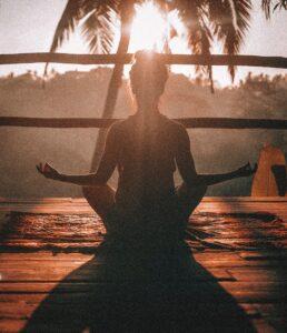 Meditação para viver bem